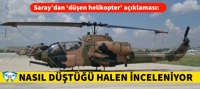 Saray-helikopter
