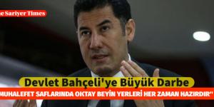 """""""MUHALEFET SAFLARINDA OKTAY BEYİN YERLERİ HER ZAMAN HAZIRDIR"""""""