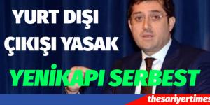 Murat Hazinidar'a Yurt Dışı Çıkış Yasağı
