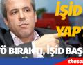 FESTÖ BIRAKTI. İŞİD BAŞLADI