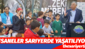 EFSANE SANATÇILARIN İSİMLERİ SARIYER'DE YAŞATILIYOR
