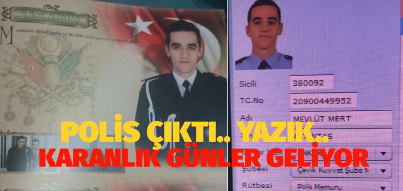 """"""" POLİS'İN İÇİNE EL NUSRA SIZMIŞ """" SUİKASTÇI POLİS ÇIKTI"""