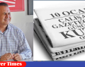 Mehmet Deniz.Basın Özgürlüğü 1961 YILINDAN DAHA KÖTÜ..