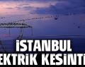 BEDAŞ'tan elektrik kesintisi açıklaması
