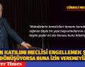 MECLİS'İ TERK ETMENİN ARKASINDA BAŞKA ŞEYLER Mİ SÖZ KONUSU