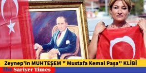 "ZEYNEP'TEN "" MUSTAFA KEMAL PAŞA"" KLİBİ"