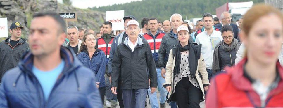 """""""MHP'Lİ SEÇMENİN ADALET YÜRÜYÜŞÜNE DESTEĞİ BAHÇELİ'Yİ ÇILDIRTTI"""""""