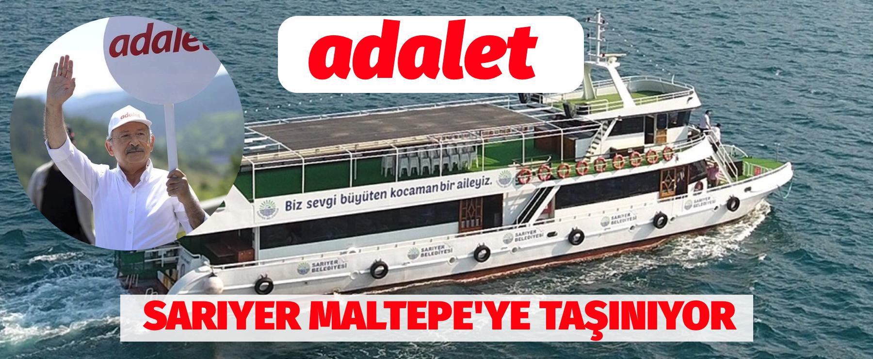 SARIYER MALTEPE'YE TAŞINIYOR