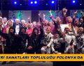 SARIYER BELEDİYESİ GÖSTERİ SANATLARI TOPLULUĞU POLONYA'DA 1. OLDU