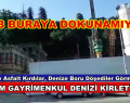 """İBB """"ALEM GAYRİMENKUL'E""""  DOKUNAMIYOR"""