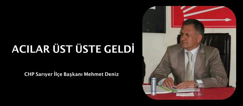 ACILAR ÜST ÜSTE GELDİ
