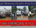KADİR ABİ EMİRGAN'A YOL YAPTI
