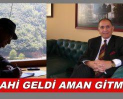 BİR DAHİ GELDİ AMAN GİTMESİN!