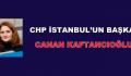 CHP İSTANBUL'UN BAŞKANI CANAN KAFTANCIOĞLU