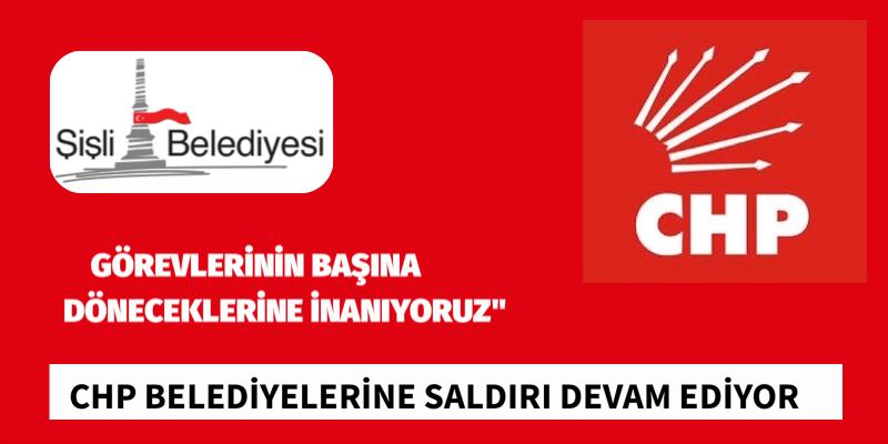 """GÖREVLERİNİN BAŞINA DÖNECEKLERİNE İNANIYORUZ"""""""