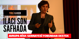 TÜRKİYE'DE BİR İLK: AVRUPA RİSK SERMAYESİ FONUNDAN DESTEK