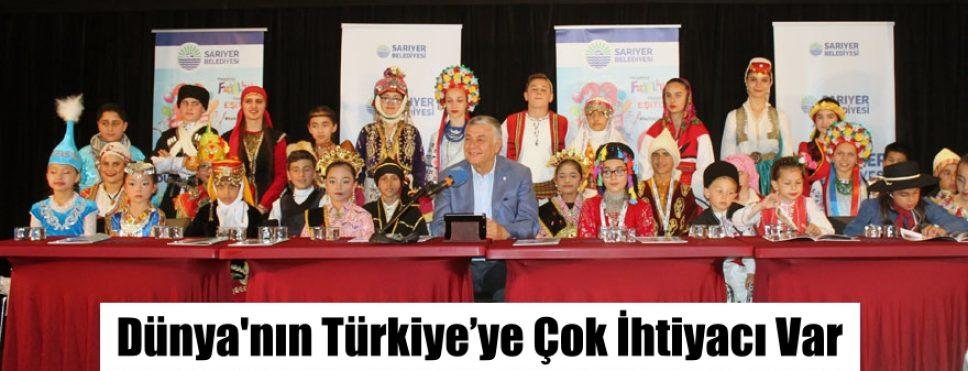 """Başkan Genç, """"Çocukların aldıkları kararları dikkate almak zorundayız"""""""