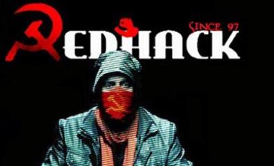"""""""RedHack""""Erdoğan'a cesaret ödül veren JINSA'yı da çökerttiler"""