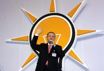 Harem'den Erdoğan'a destek var…