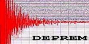 İstanbulda Deprem