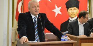 Akp Meclis Üyesi Cemil Özbalta'nın 2012 Faliyet Raporu Konuşma Metni