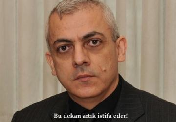 Aileden Profesöre Kınama cezası..