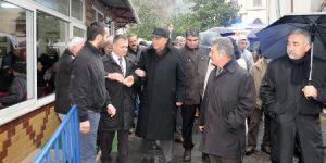 Başkan Genç, Rumelikavağı'nda esnaf ve vatandaşlarla buluştu