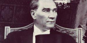 'Atatürk Melami'ydi, tasavvufun piri, efendisiydi