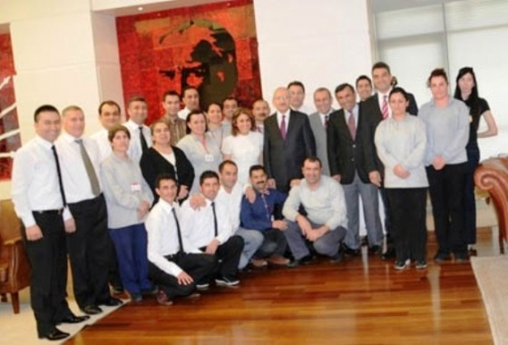 Sıra CHP'li Belediyelerde CHP'de taşeron işçiliğe son!