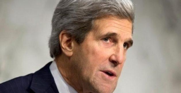"""Eyvah! John Kerry, """"Ortak işlere baş koyduk"""" dedi"""
