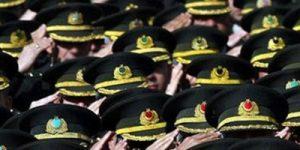 TSK'da deprem,148 subay daha emekliliğini istedi!