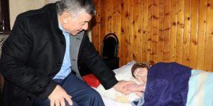 Başkan Genç, Bahçeköy'de esnaf ve vatandaşlarla görüşmeye devam etti