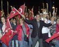 BEŞİKTAŞ'TA 19 MAYIS KARNAVALI!