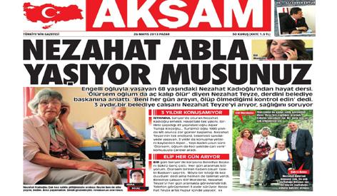 İyilik Meleği Türkiye Gündeminde.