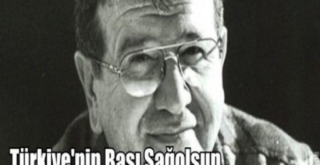 Alparslan Işıklı hocamızı yitirmenin üzüntüsüyle…