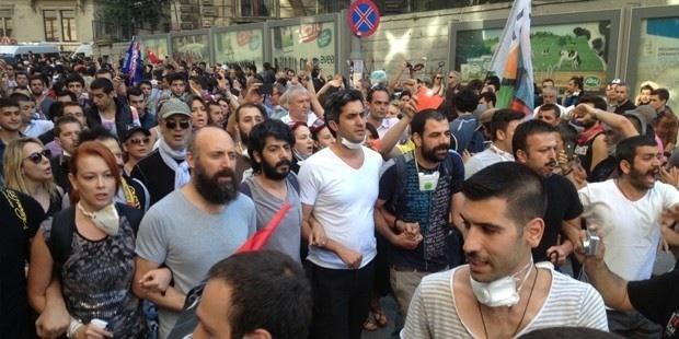 Mahkeme Gezi Dokunma dedi..