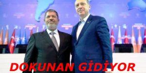 """""""Taytoşa benzedi"""" Mursi Halkını Darbeye Karşı Durmaya Çagırdı.."""