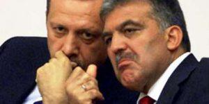 Erdoğan ve Abdullah Gül arası koptu kopuyor.