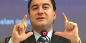 Ali Babacan Başbakanı Dinlemiyor.Masraflar Alınacak