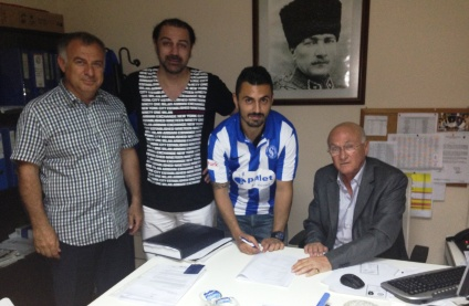 Sarıyer Spor 'da bir Transfer daha yapıldı.