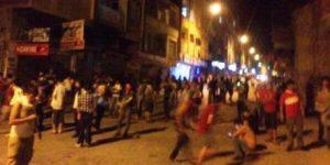 Polis, Eyleme Katılan Direnişçiyi Öldürüyor.