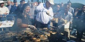 3.Geleneksel Balık Şenliği Muhteşem Geçti.