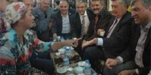 Adnan Keskin, Mustafa Sarıgül yakın zamanda CHP'ye üye Olacaktır.