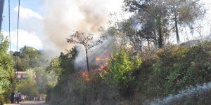 Şüpheli Yangın,Sariyer Yangın Haftası Yaşıyor