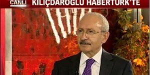 Kılıçdaroğlu, Sarıgül için, Siyasette Garanti Yok, Siyaset Adamı Risk Alır.