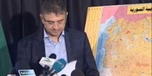 Hatay'ı Suriye Topraklarına dahil ettiler, Başbakan tepki vermedi.