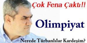 Olimpiyat.Yılmaz Özdil Soruyor? Nerede Türbanlılar Kardeşim?