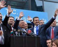 Bugün Mustafa Sarıgül'ün CHP'ye katılma günüdür