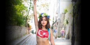 FEMEN Türkiye Şubesini Açtı