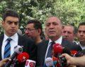 Gürsel Tekin'den Mustafa Sarıgül'e Gezi Sorgulaması